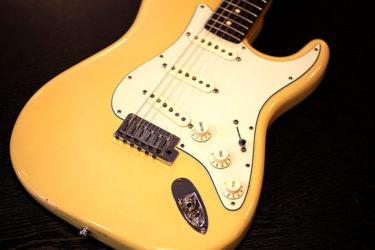 02月16日 – Fender Custom Shop Custom Deluxe Strat ノイズ処理