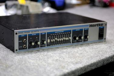 05月29日 – Hartke HA2500 – アウトプットジャック交換