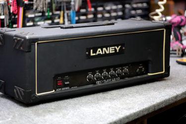 04月17日 – Laney AOR Pro Tube Lead 100 – オーバーホール