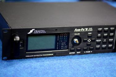 03月19日 – Fractal Audio Axe-Fx II XL 修理