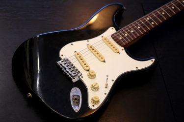 02月13日 – Fender Stratocaster – POT交換、ナット交換
