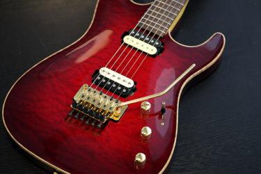 03月23日 – USA Custom Guitars ピックアップセレクター交換