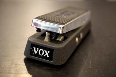 05月28日 – VOX V847A ポット交換
