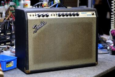 Fender Vibrolux Reverb – オーバーホール