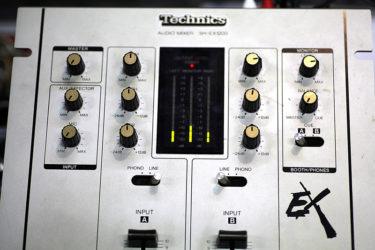 05月14日 – Technics SH-EX1200 Install innofader