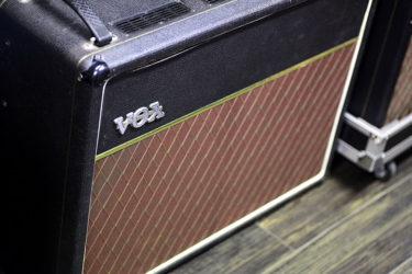 05月20日 – VOX AC30 オーバーホール
