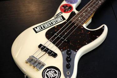 05月26日 – Fender Jazz Bass – ナット交換