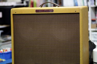 06月05日 – Fender 59`bassman Ltd 真空管交換