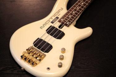 06月18日 – YAMAHA Motion Bass MB-Ⅱトータルメンテ