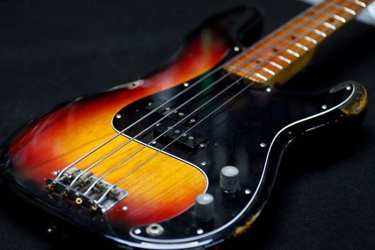 ●ベース Bass 修理●