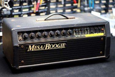 Mesa Boogie 50Caliver+ – オーバーホール